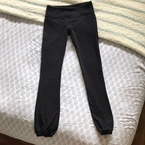 Splits59 scrunch ankle leggings size XS